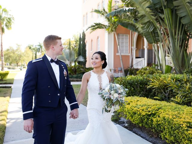 Andrew and TakYee's Wedding in Tampa, Florida 84