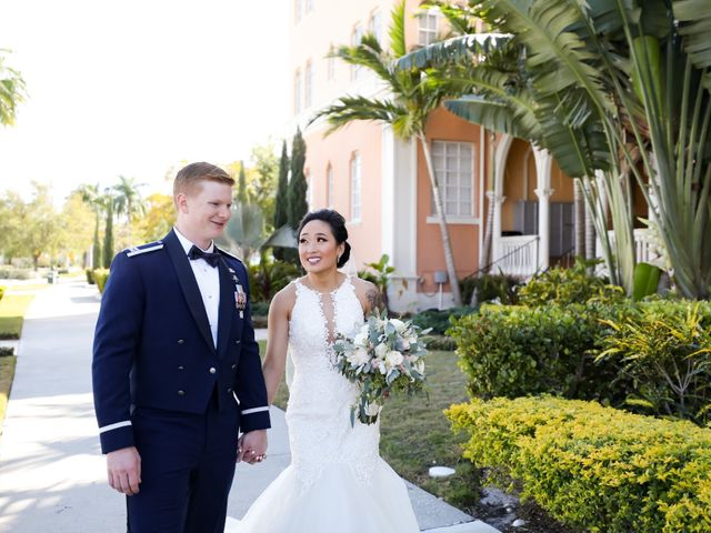 Andrew and TakYee's Wedding in Tampa, Florida 85
