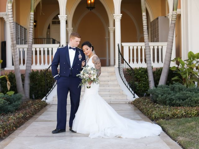 Andrew and TakYee's Wedding in Tampa, Florida 86