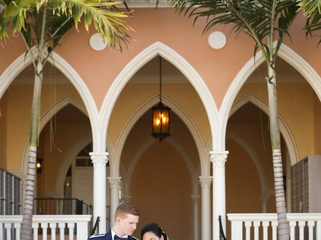 Andrew and TakYee's Wedding in Tampa, Florida 87