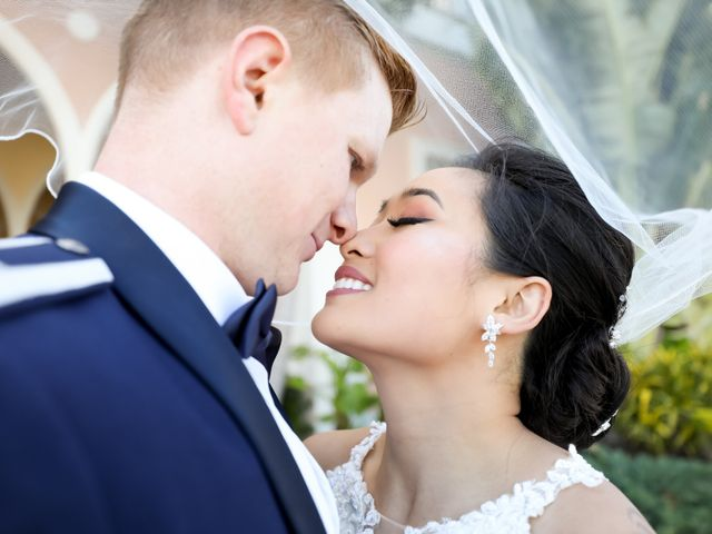 Andrew and TakYee's Wedding in Tampa, Florida 88