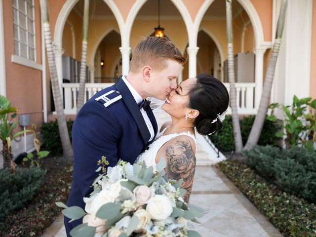 Andrew and TakYee's Wedding in Tampa, Florida 89