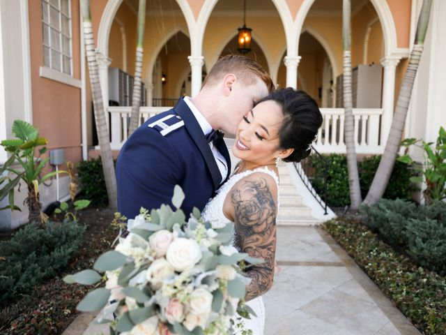 Andrew and TakYee's Wedding in Tampa, Florida 90