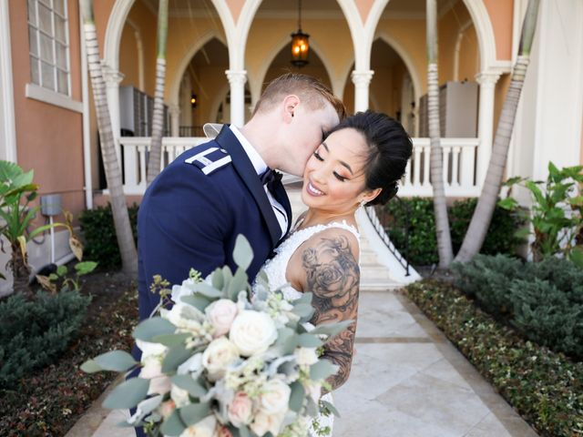 Andrew and TakYee's Wedding in Tampa, Florida 91