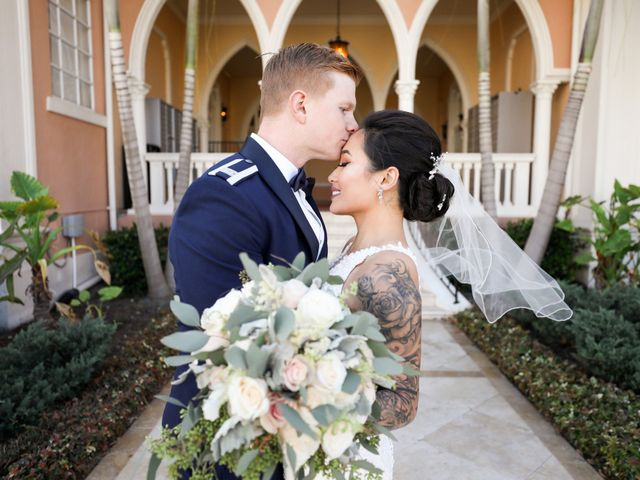 Andrew and TakYee's Wedding in Tampa, Florida 92