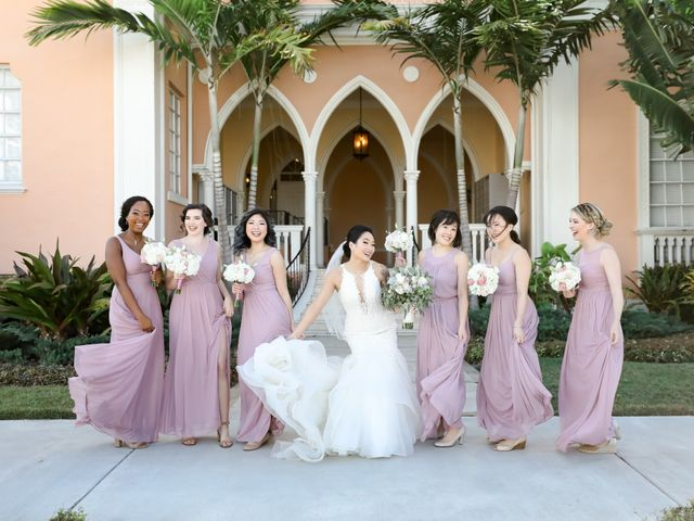 Andrew and TakYee's Wedding in Tampa, Florida 102