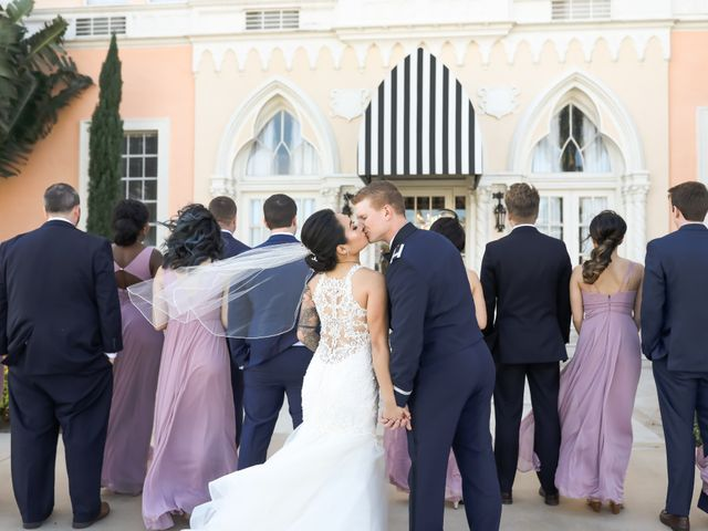 Andrew and TakYee's Wedding in Tampa, Florida 115