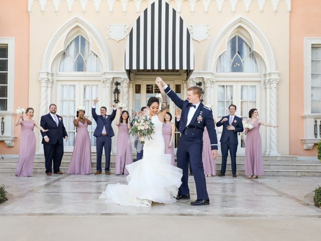 Andrew and TakYee's Wedding in Tampa, Florida 119