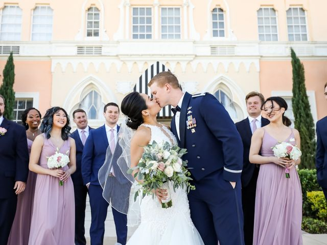 Andrew and TakYee's Wedding in Tampa, Florida 121