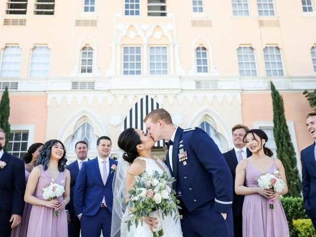 Andrew and TakYee's Wedding in Tampa, Florida 122