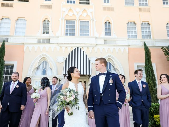 Andrew and TakYee's Wedding in Tampa, Florida 123