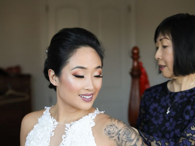 Andrew and TakYee's Wedding in Tampa, Florida 137