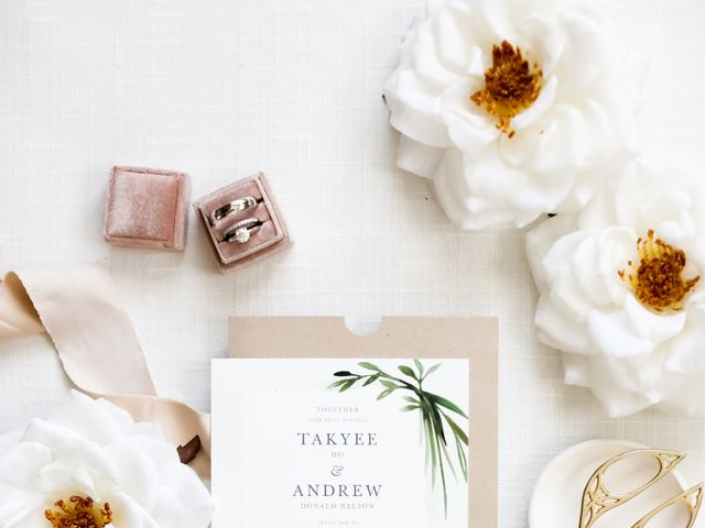 Andrew and TakYee's Wedding in Tampa, Florida 156
