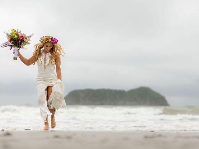 Scott and Heather's Wedding in Manuel Antonio, Costa Rica 1