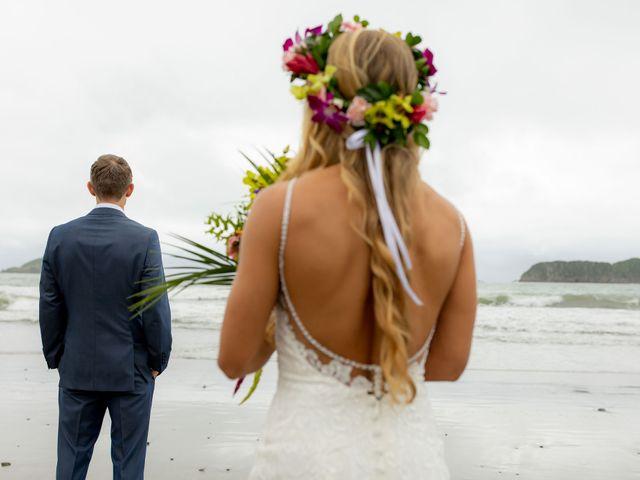 Scott and Heather's Wedding in Manuel Antonio, Costa Rica 4