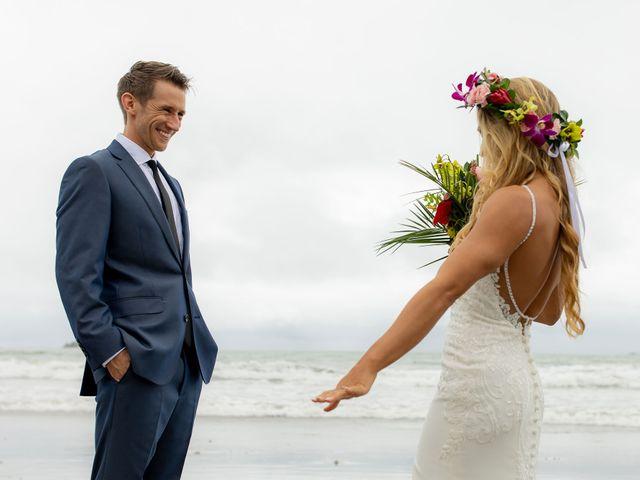 Scott and Heather's Wedding in Manuel Antonio, Costa Rica 5
