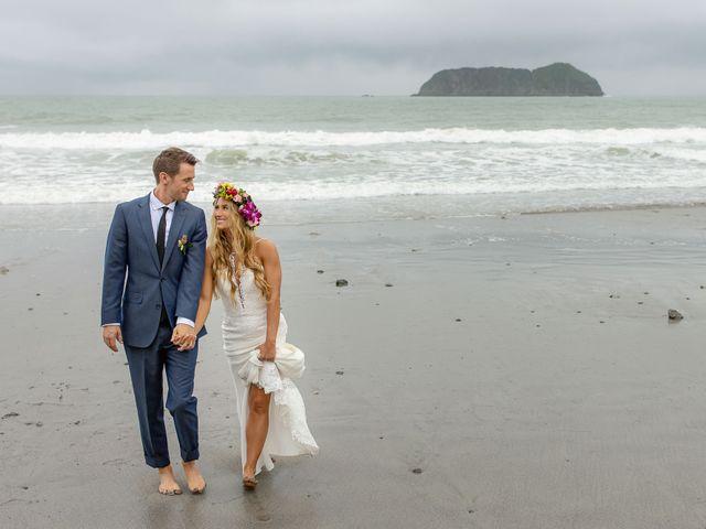 Scott and Heather's Wedding in Manuel Antonio, Costa Rica 6