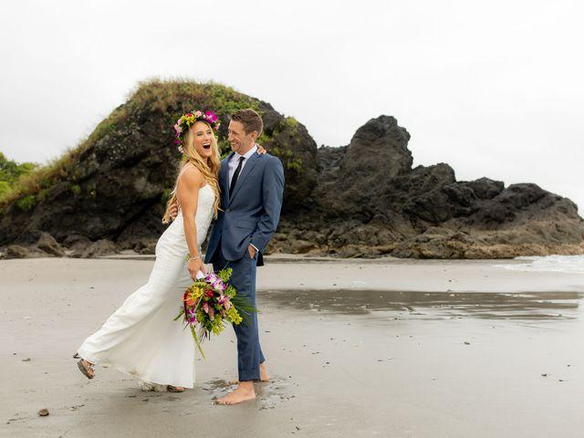 The wedding of Heather and Scott