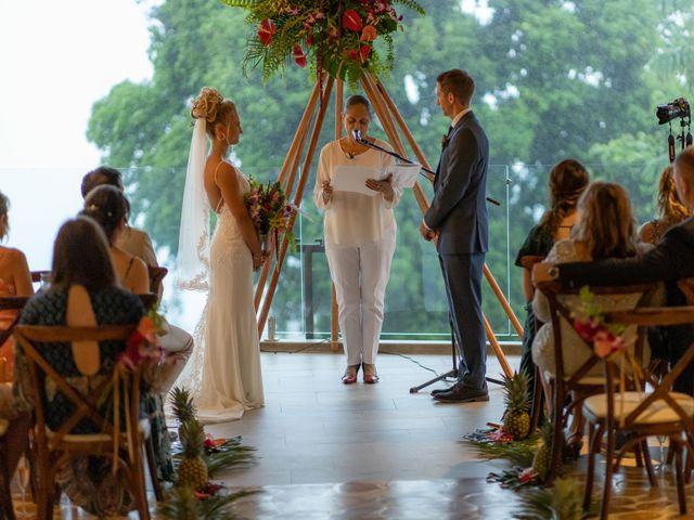 Scott and Heather's Wedding in Manuel Antonio, Costa Rica 15