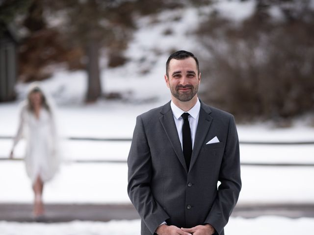 Philip and Jessica's Wedding in Bend, Oregon 8