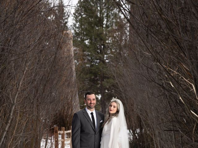 Philip and Jessica's Wedding in Bend, Oregon 10