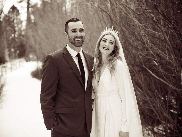 Philip and Jessica's Wedding in Bend, Oregon 11