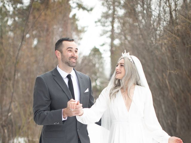 Philip and Jessica's Wedding in Bend, Oregon 18
