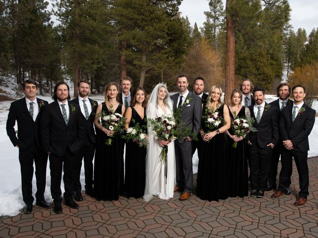 Philip and Jessica's Wedding in Bend, Oregon 19