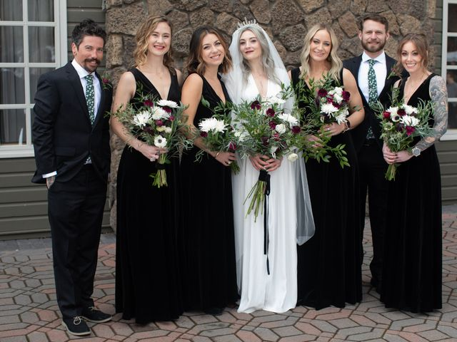 Philip and Jessica's Wedding in Bend, Oregon 20