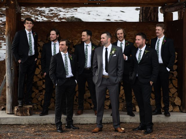 Philip and Jessica's Wedding in Bend, Oregon 22