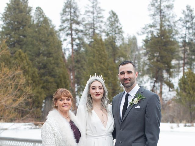 Philip and Jessica's Wedding in Bend, Oregon 25