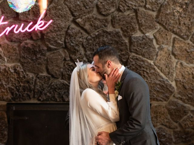 Philip and Jessica's Wedding in Bend, Oregon 34