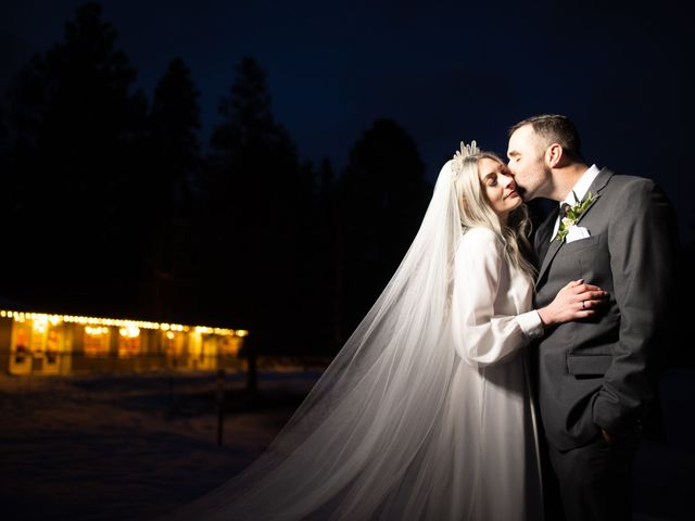 Philip and Jessica's Wedding in Bend, Oregon 45