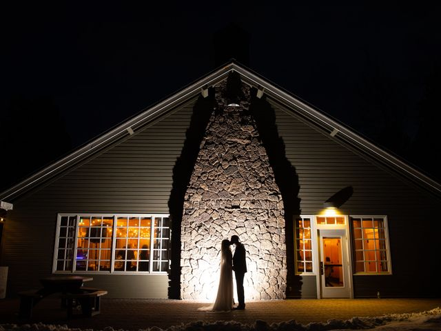 Philip and Jessica's Wedding in Bend, Oregon 46