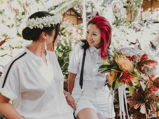 Jen and Carmen's Wedding in Kamuela, Hawaii 5