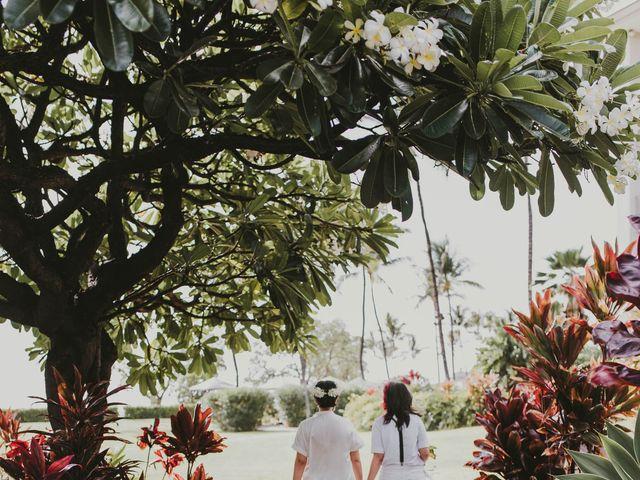 Jen and Carmen's Wedding in Kamuela, Hawaii 8