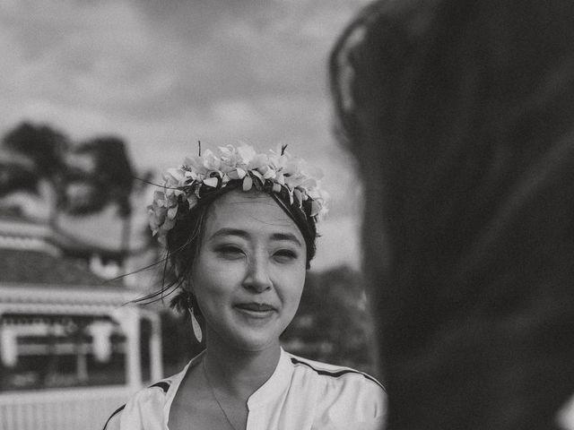 Jen and Carmen's Wedding in Kamuela, Hawaii 15