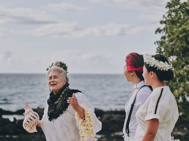 Jen and Carmen's Wedding in Kamuela, Hawaii 25
