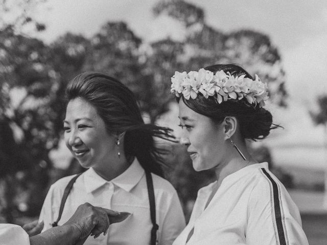Jen and Carmen's Wedding in Kamuela, Hawaii 27