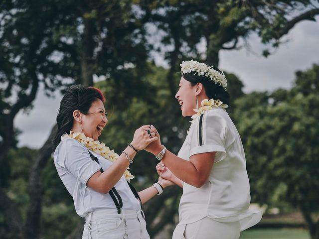 Jen and Carmen's Wedding in Kamuela, Hawaii 31