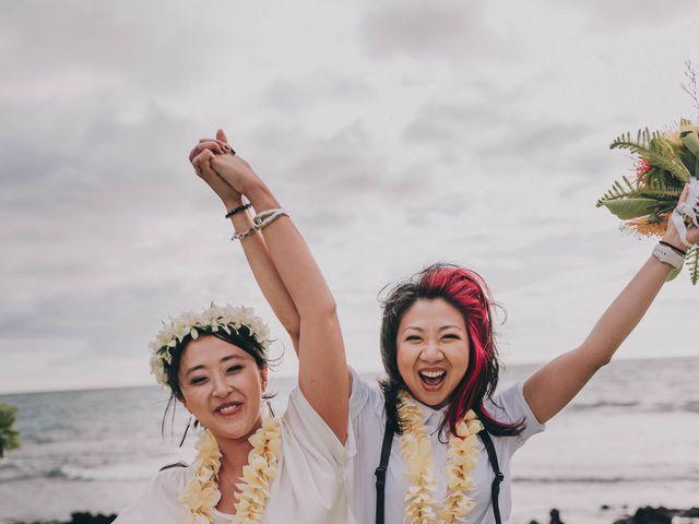 Jen and Carmen's Wedding in Kamuela, Hawaii 38