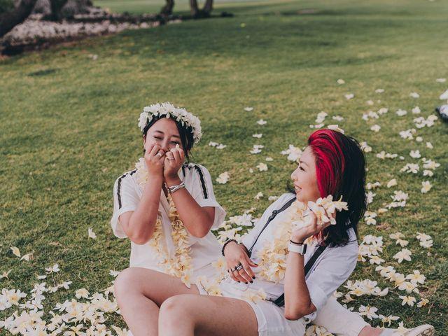 Jen and Carmen's Wedding in Kamuela, Hawaii 41