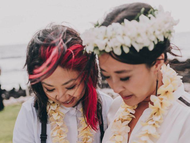 Jen and Carmen's Wedding in Kamuela, Hawaii 43