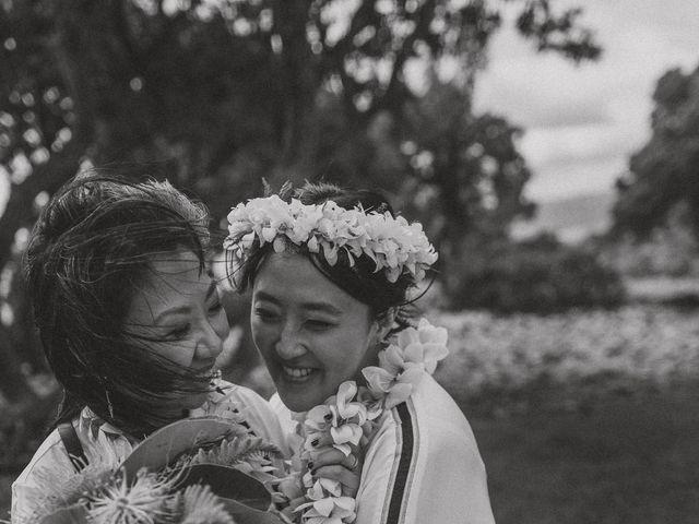 Jen and Carmen's Wedding in Kamuela, Hawaii 2