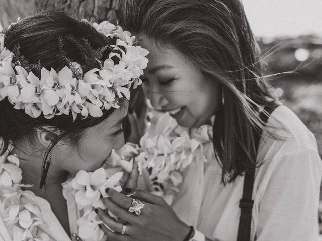 Jen and Carmen's Wedding in Kamuela, Hawaii 46
