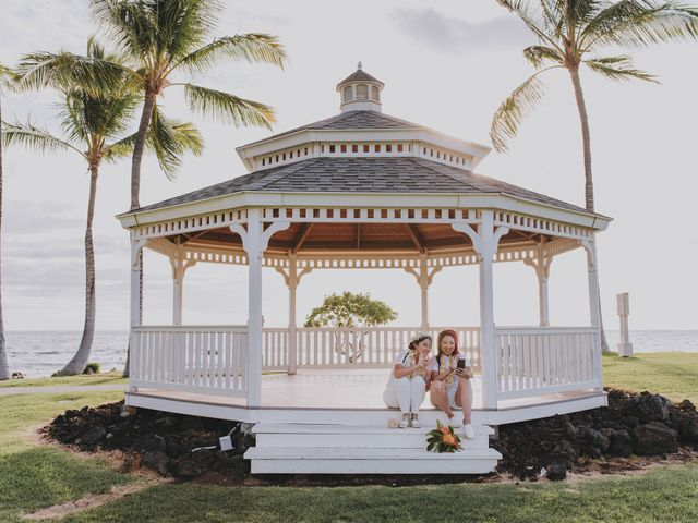 Jen and Carmen's Wedding in Kamuela, Hawaii 48