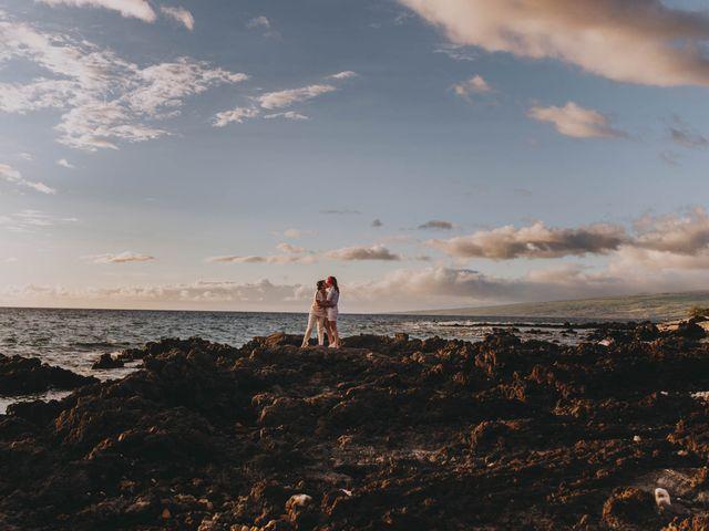 Jen and Carmen's Wedding in Kamuela, Hawaii 49