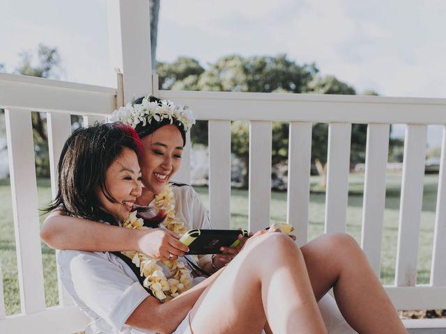 Jen and Carmen's Wedding in Kamuela, Hawaii 52