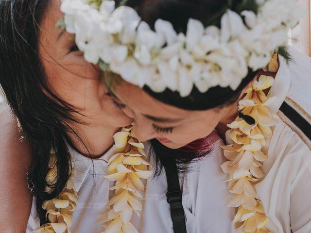 Jen and Carmen's Wedding in Kamuela, Hawaii 54