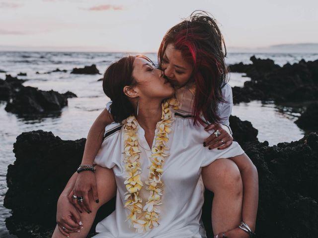 Jen and Carmen's Wedding in Kamuela, Hawaii 59